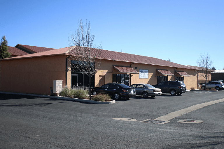 Heights Church Offices